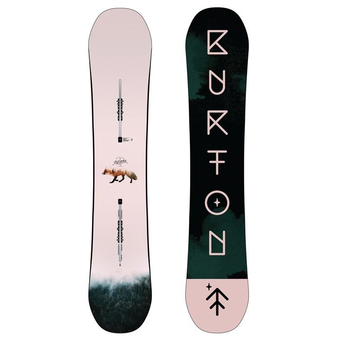 c3ee601e24 Burton Yeasayer Flying V Snowboard - Women s 2019