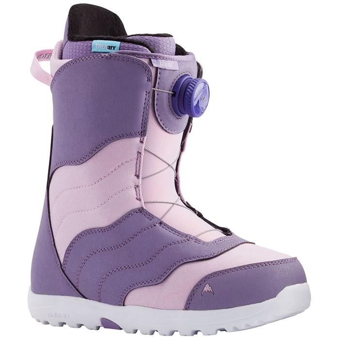 Burton - Mint Boa Snowboard Boots - Women's 2020 - Used