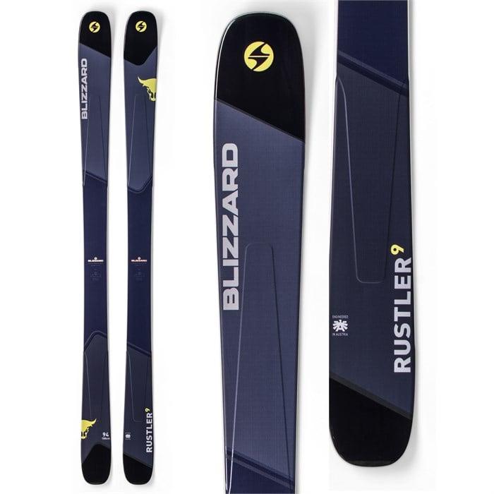 Blizzard - Rustler 9 Skis 2019