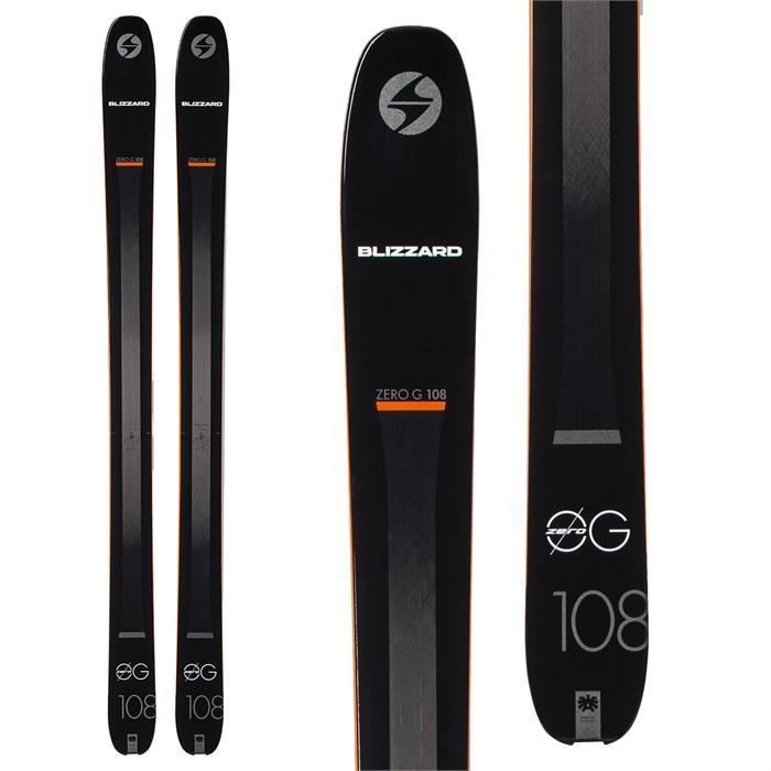 Blizzard - Zero G 108 Skis 2019