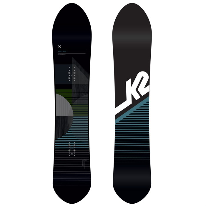 K2 - Eighty Seven Snowboard 2019
