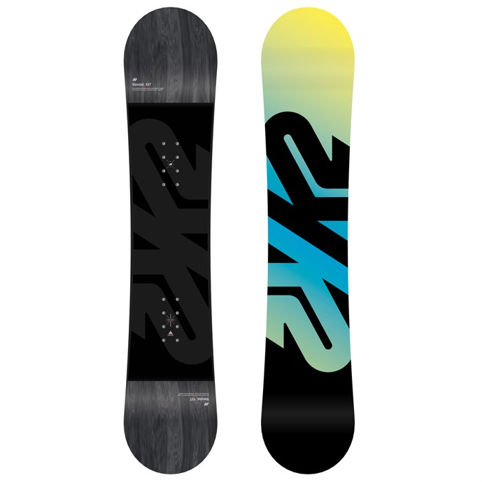 K2 - Vandal Snowboard - Boys' 2019 - Used