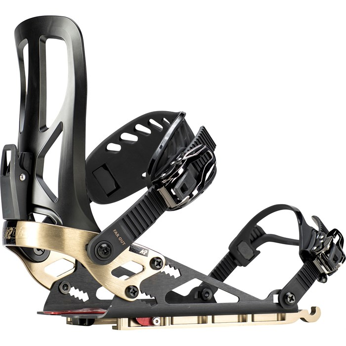 K2 - Far Out Splitboard Bindings 2019