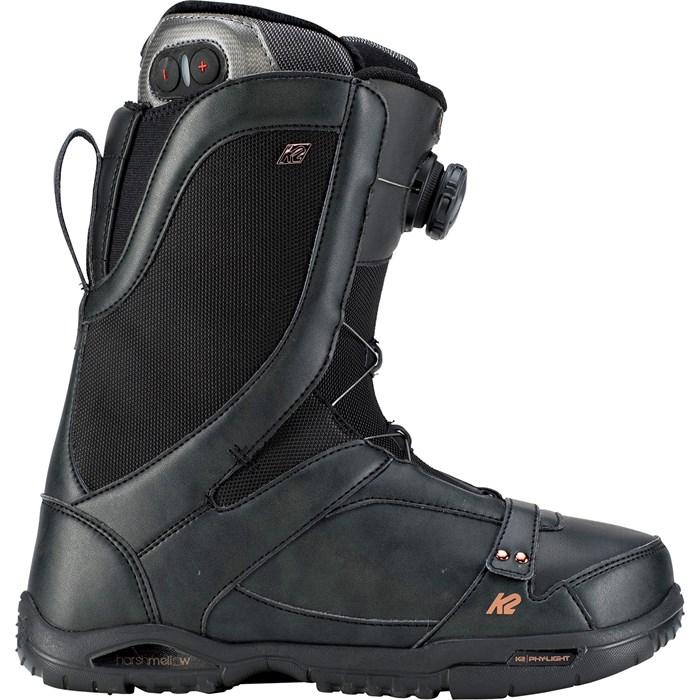 K2 - Sapera Heat Snowboard Boots - Women's 2019