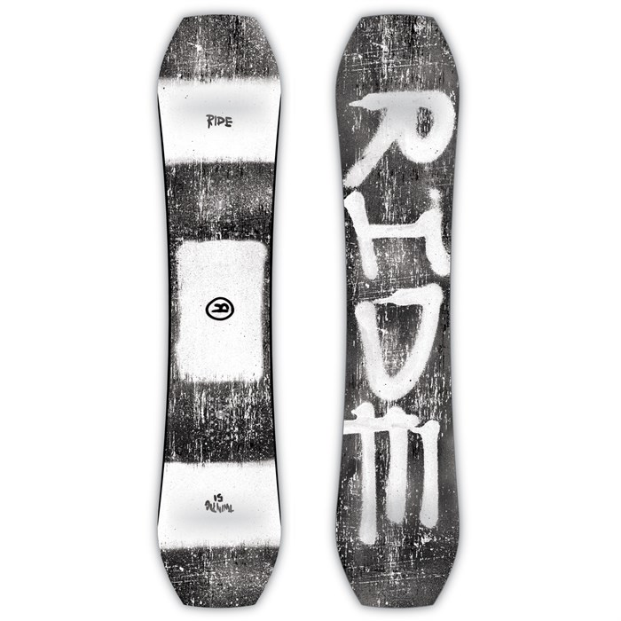 Ride - Twinpig Snowboard 2019 - Used