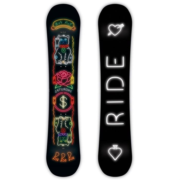 Ride - Saturday Snowboard - Women's 2019