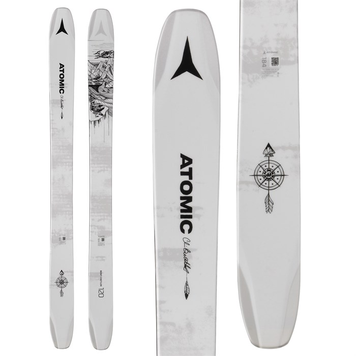Atomic - Bent Chetler 120 Skis 2019