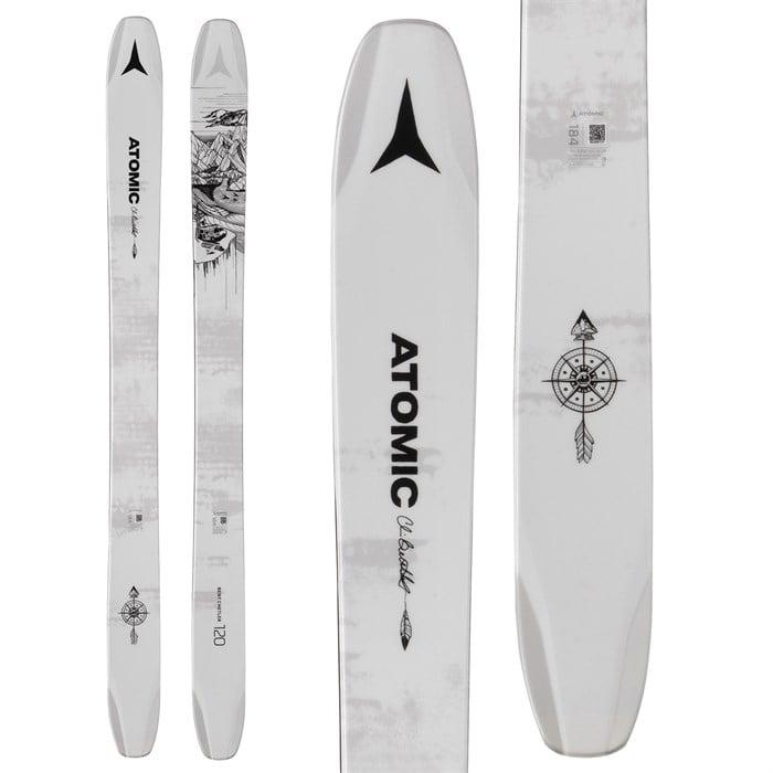 Atomic - Bent Chetler 120 Skis 2019 ... 6dad2c703