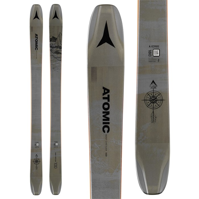 Atomic - Bent Chetler 100 Skis 2019