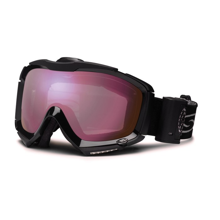 Smith Prodigy Turbo Fan Goggles Evo