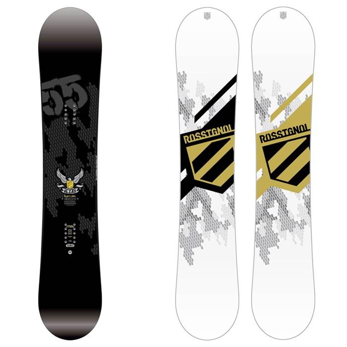 Rossignol Alias Black Label LTD Snowboard 2008  ac0cd267220d7