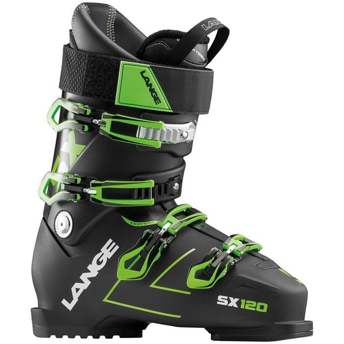 Lange Sx 120 Ski Boots 2019 Evo
