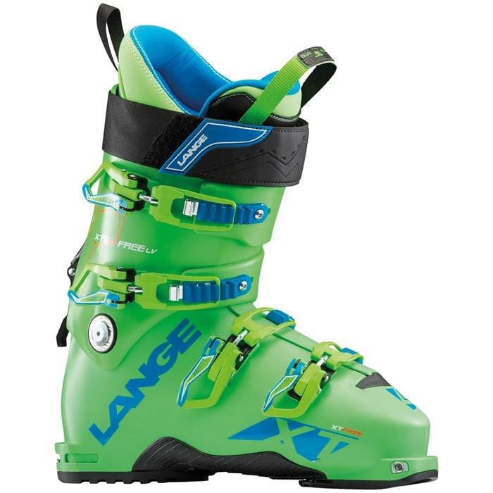 Lange - XT Free 130 LV Alpine Touring Ski Boots 2020