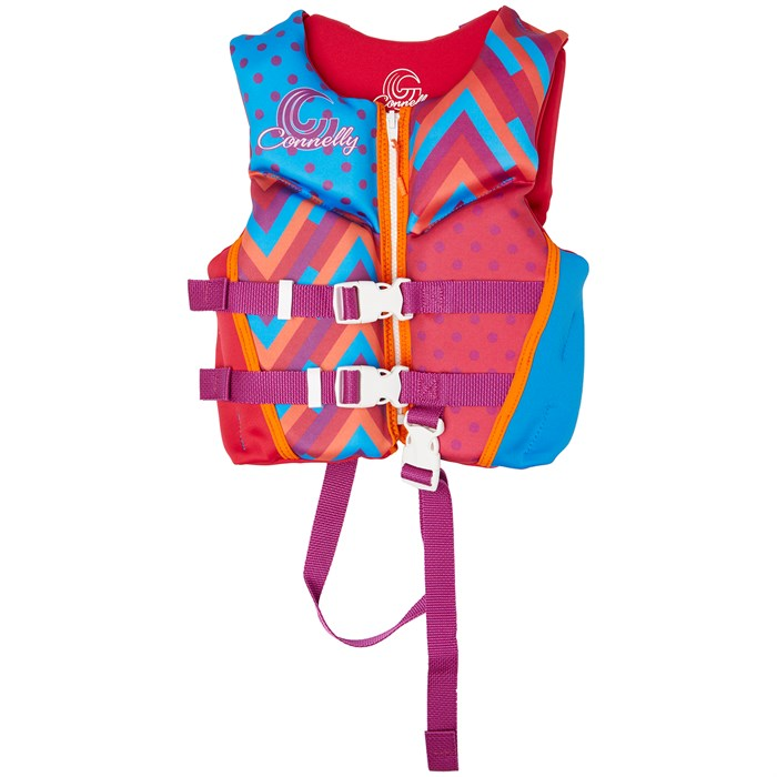Connelly - Child Classic Neo CGA Wake Vest - Little Girls' 2017