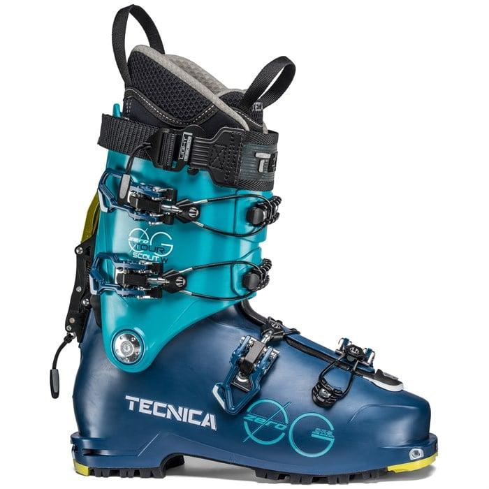 Tecnica - Zero G Tour Scout W Alpine Touring Ski Boots - Women's 2020