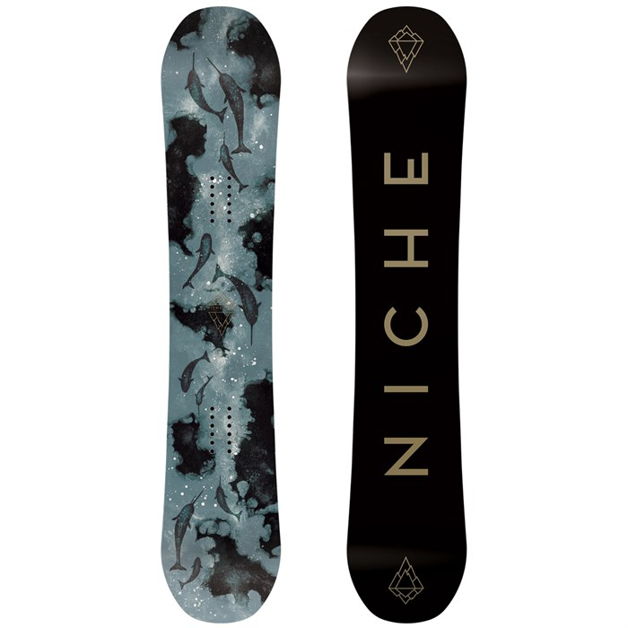 Niche - Minx Snowboard - Women's 2019
