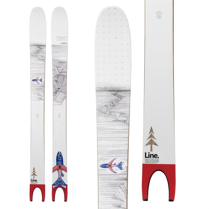 Line Skis - Pescado Skis 2019