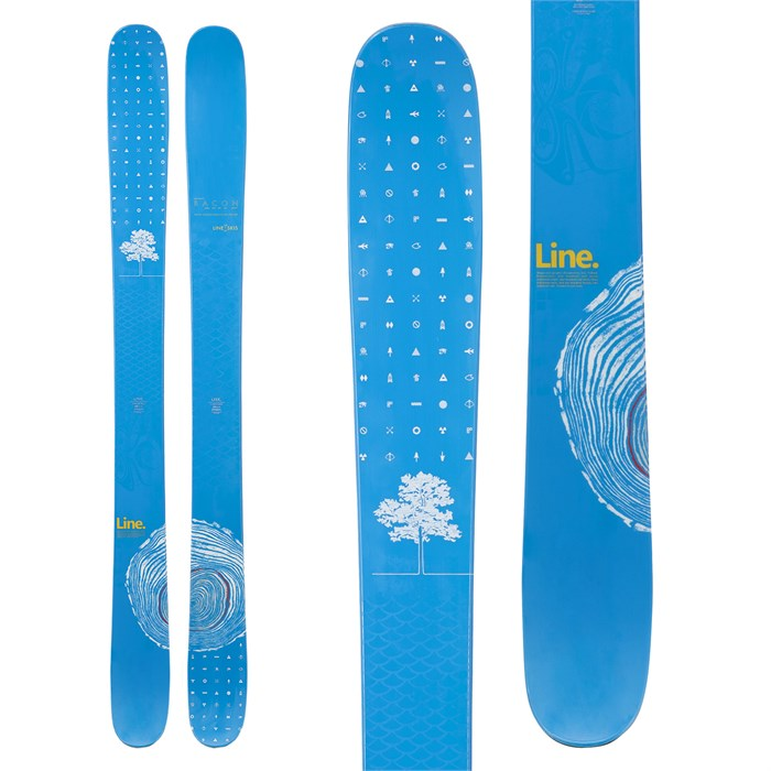 Line Skis - Sir Francis Bacon Shorty Skis 2019