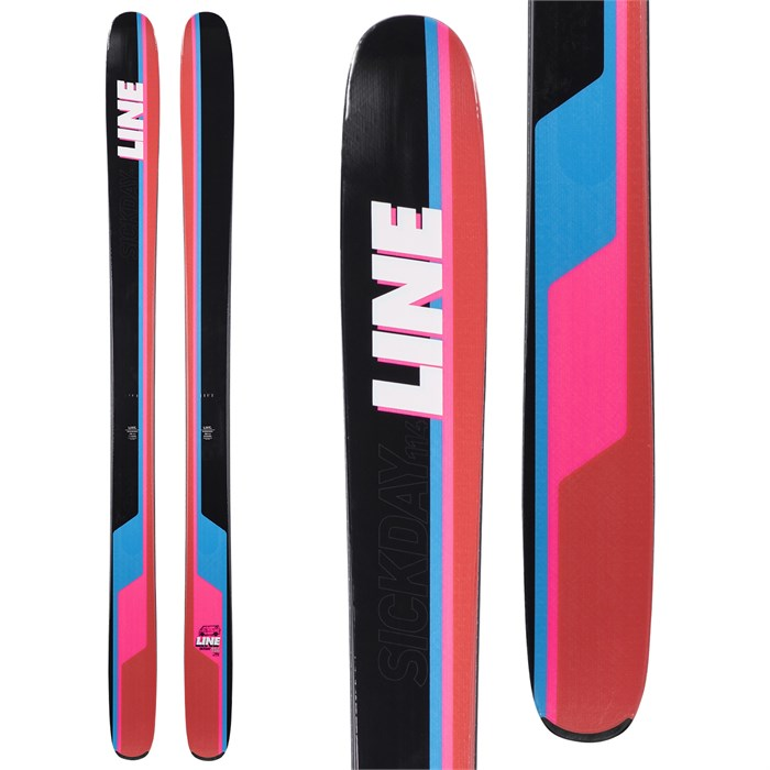 Line Skis - Sick Day 114 Skis 2019