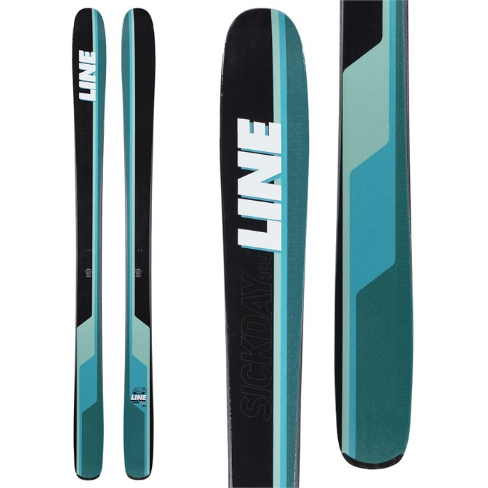Line Skis - Sick Day 104 Skis 2019