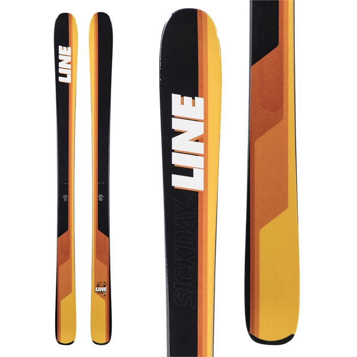Line Skis - Sick Day 94 Skis 2019