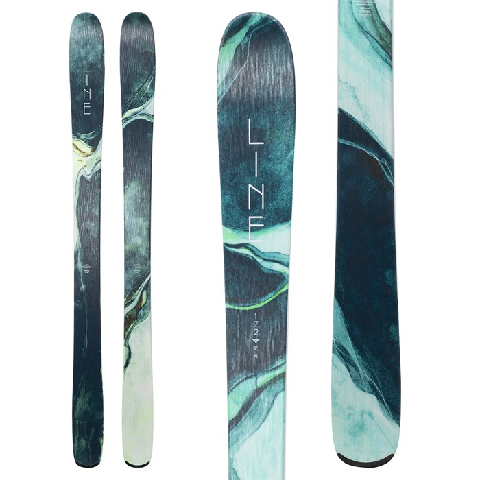 Line Skis - Pandora 94 Skis - Women's 2019