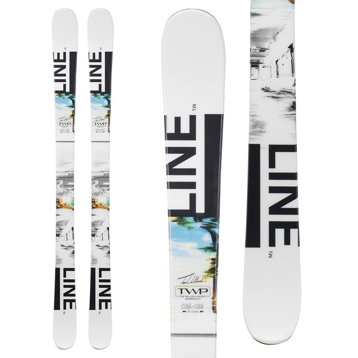 Line Skis - Wallisch Shorty Skis 2019