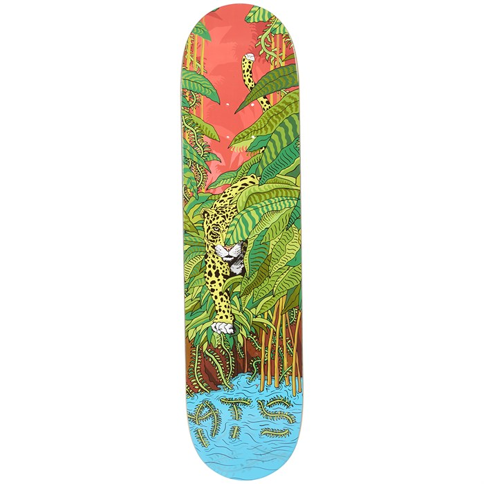 ATS - Jaguar 8.0 Skateboard Deck