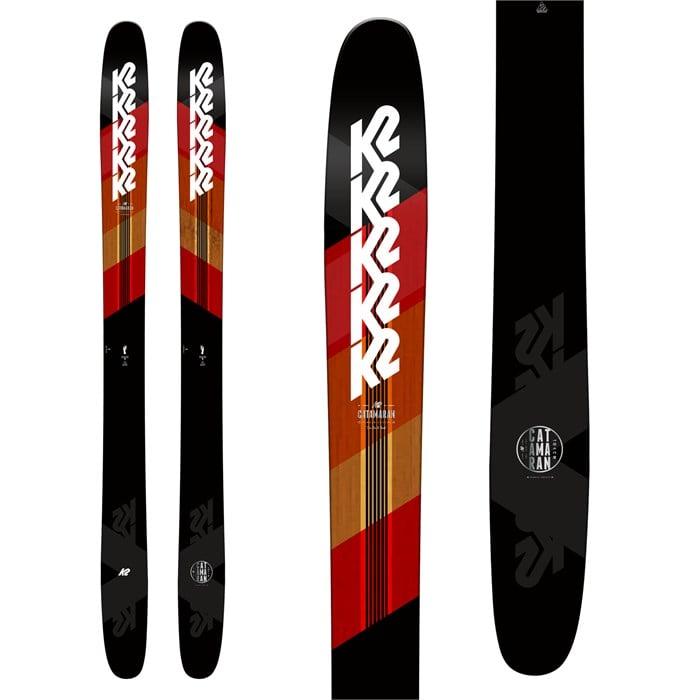 K2 - Catamaran Skis 2019