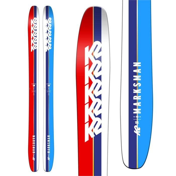 K2 - Marksman Skis 2019