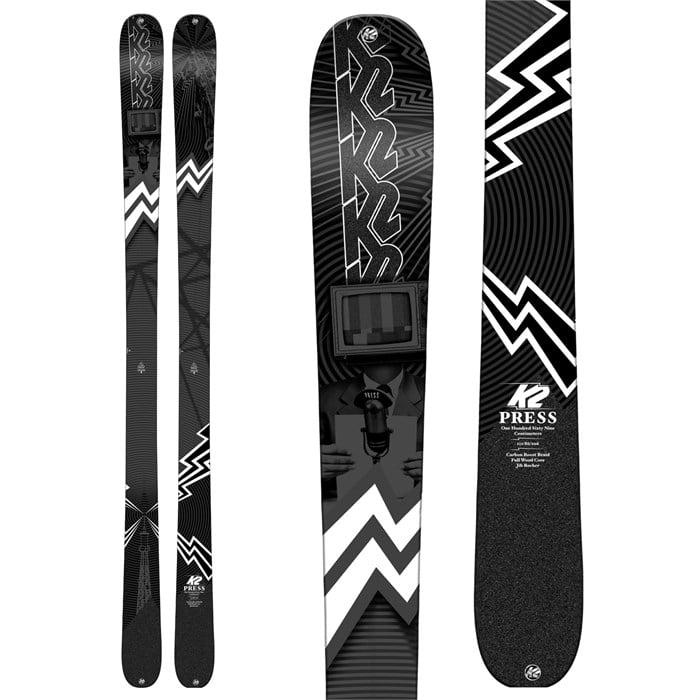 K2 - Press Skis 2019
