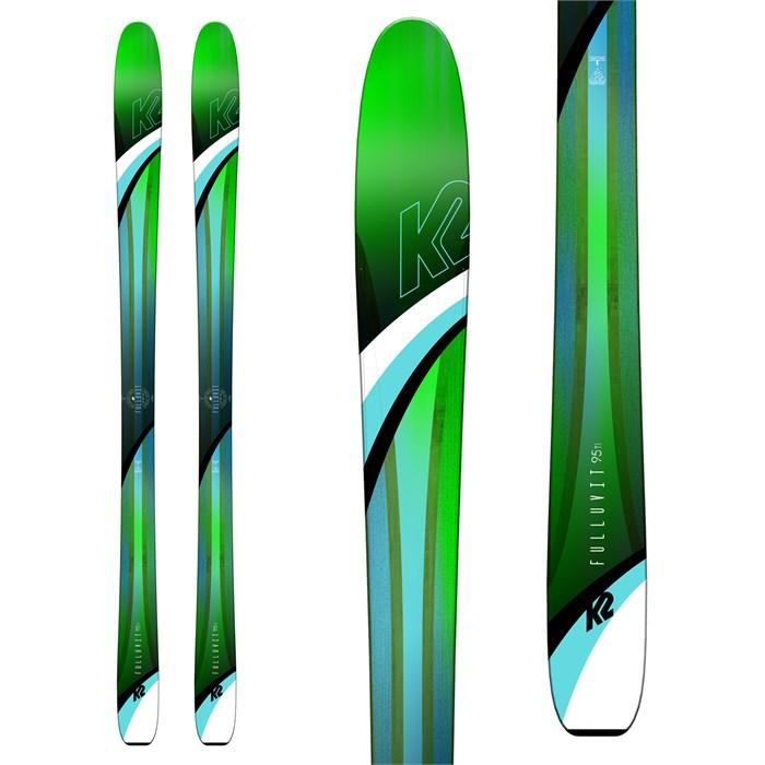 K2 - Fulluvit 95 Ti Skis - Women's 2019