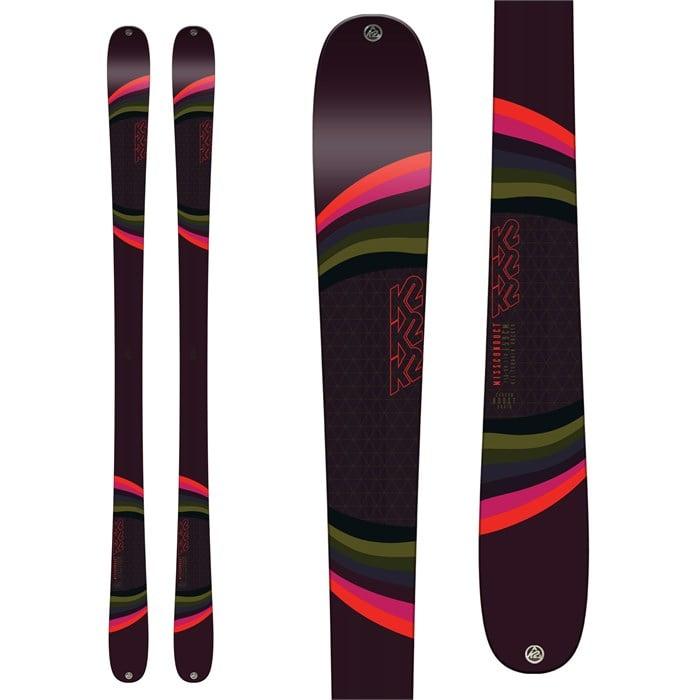 K2 - Missconduct Skis - Women's 2019