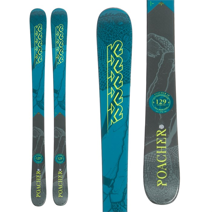 K2 - Poacher Jr Skis - Boys' 2019