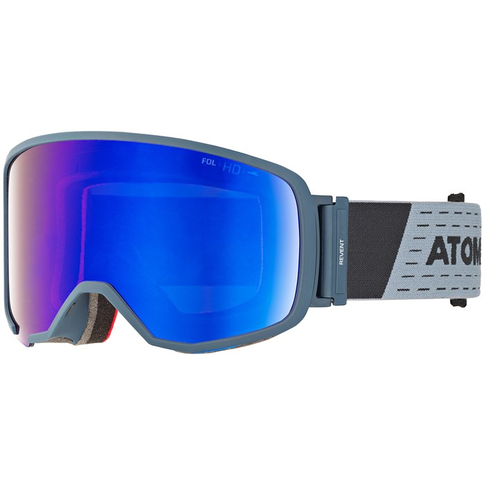 Atomic - Revent L FDL HD Goggles