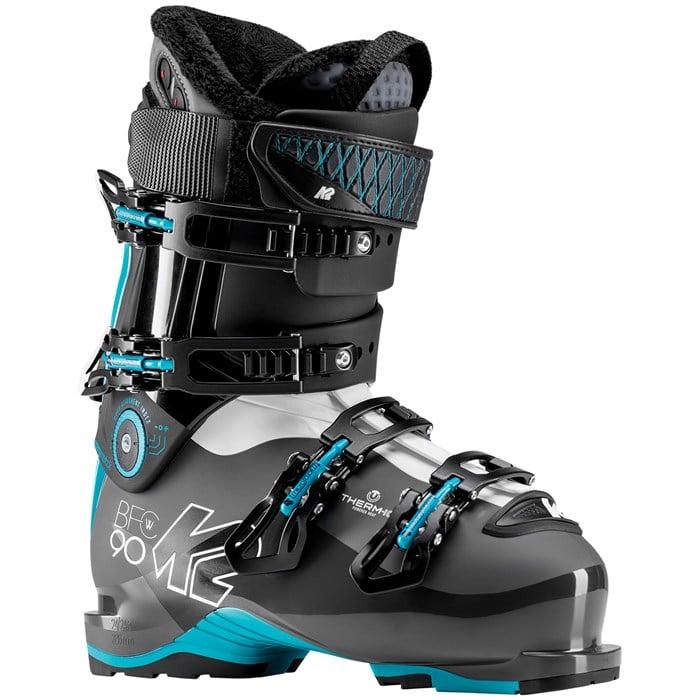 K2 - B.F.C. W 90 Heat Ski Boots - Women's 2019
