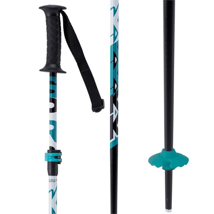 K2 - Sprout Adjustable Ski Poles - Big Boys' 2020