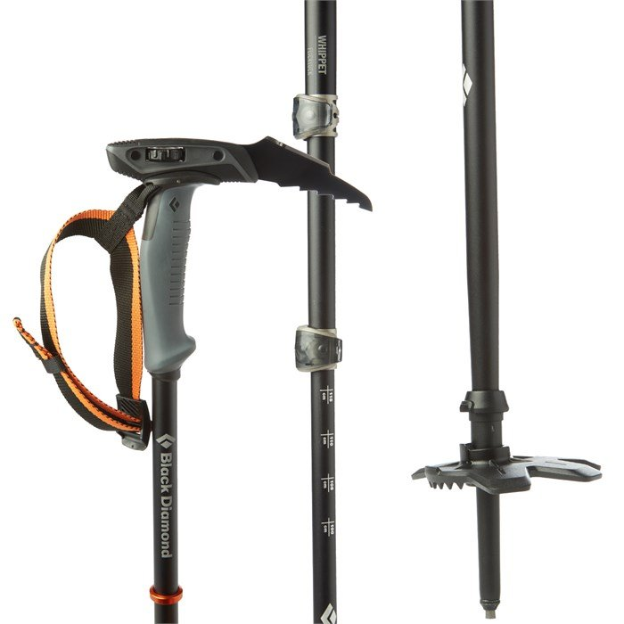 Spark R&D - Whippet Adjustable Ski Pole Pole