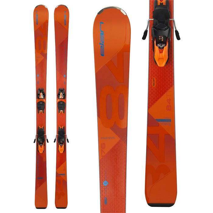 Elan - Amphibio 84 Ti Skis + ELX 11.0 Bindings + Lange RX 120 Ski Boots 2019