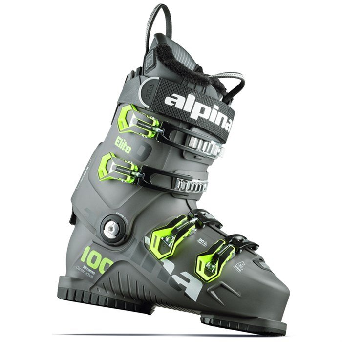 Alpina - Elite 100 Heat Ski Boots 2019
