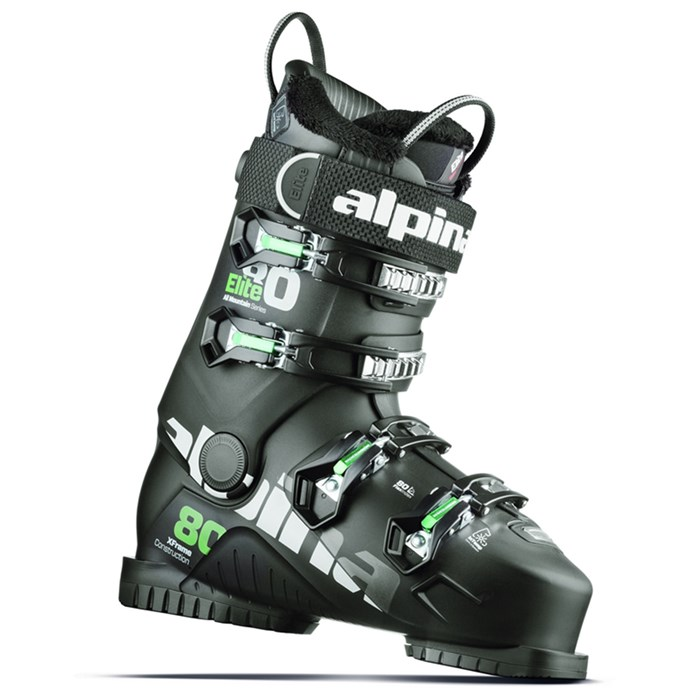 Alpina - Elite 80 Heat Ski Boots 2019