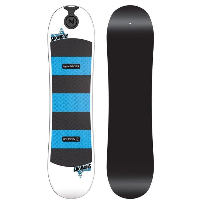 Nidecker - Micron Snowday Snowboard - Little Kids' 2020