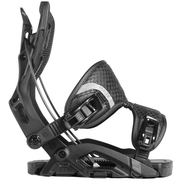 Flow Fuse Fusion Snowboard Bindings 2019