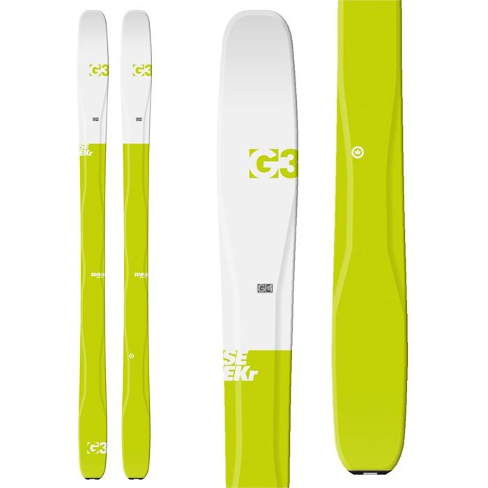 G3 - SEEKr 100 Skis 2020