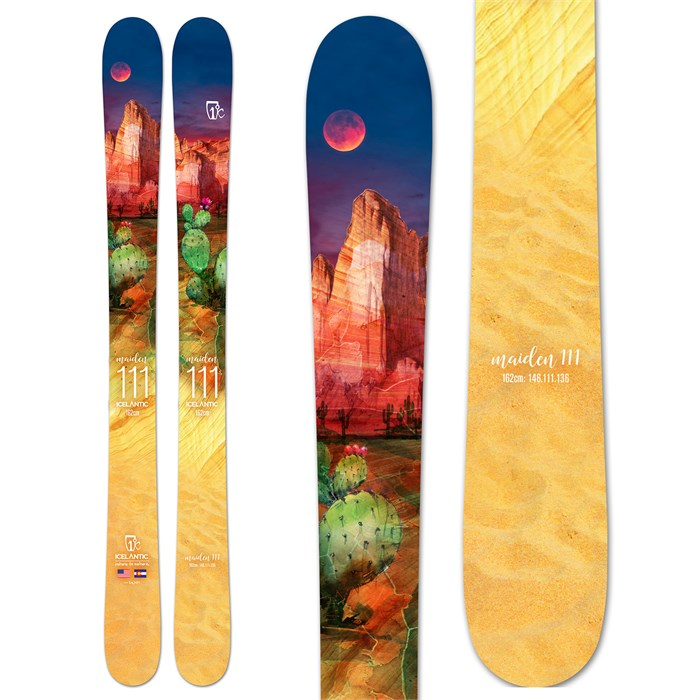 Icelantic - Maiden 111 Skis - Women's 2019
