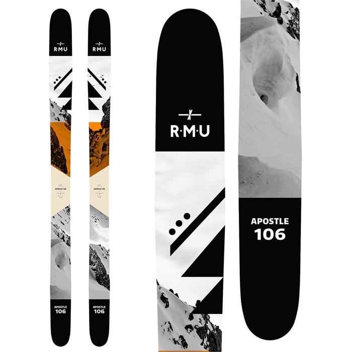 RMU - Apostle 106 Wood Skis 2019