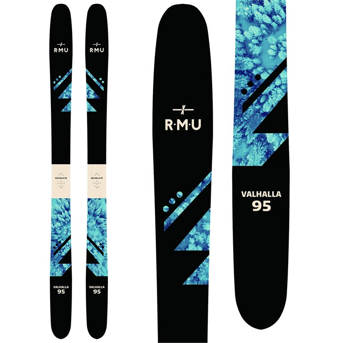 RMU - Valhalla 95 Skis - Women's 2019