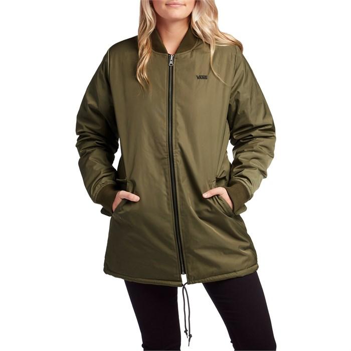 Vans - Boom Boom Reversible Long MTE Jacket - Women's