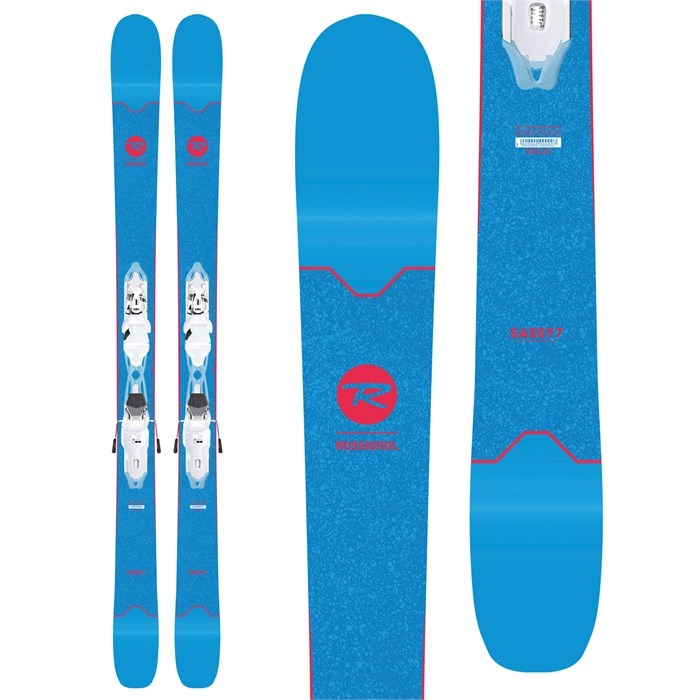 Rossignol - Sassy 7 Skis + Xpress 10 Bindings - Women's 2019