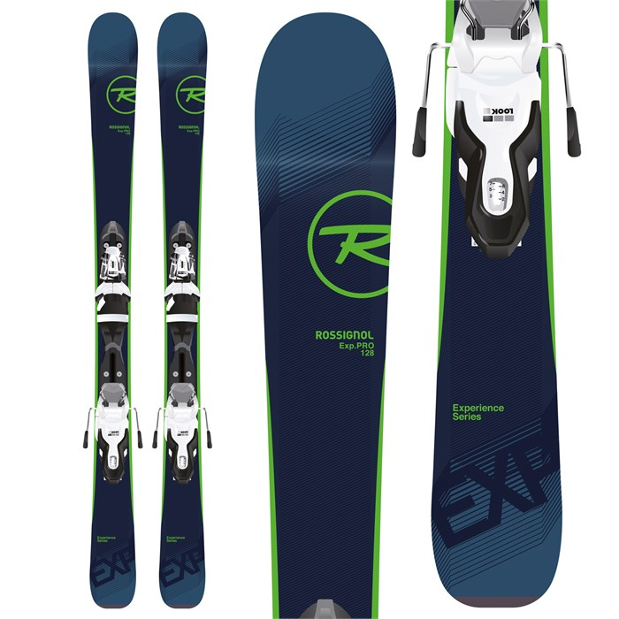 Rossignol Experience Pro Skis + Xpress Jr 7 Bindings - Boys  2019  9df030c84d8